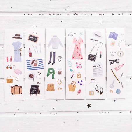 "Набор закладок ""Style"" 4"