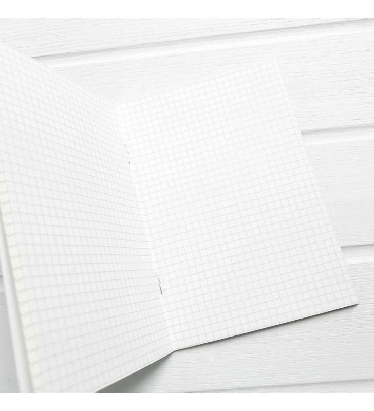"""Мини-блокнот в клеточку """"Notes"""" white"""
