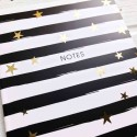 "Мини-блокнот в клеточку ""Notes"" stars"