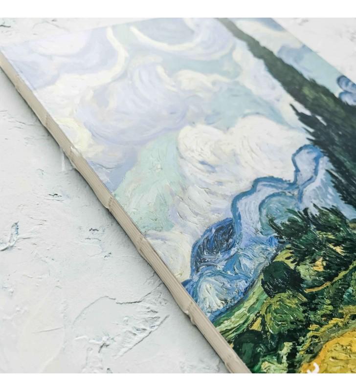 """Скетчбук """"Van Gogh 1889"""""""