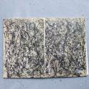 """Скетчбук """"Pollock 1950"""""""