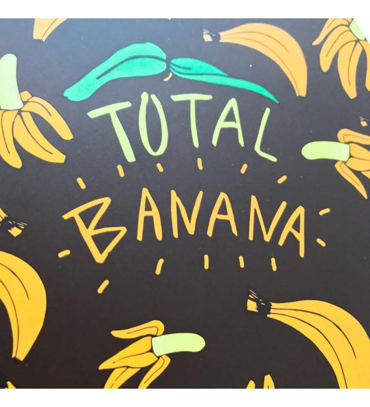 """Скетчбук """"Тотал банана"""""""