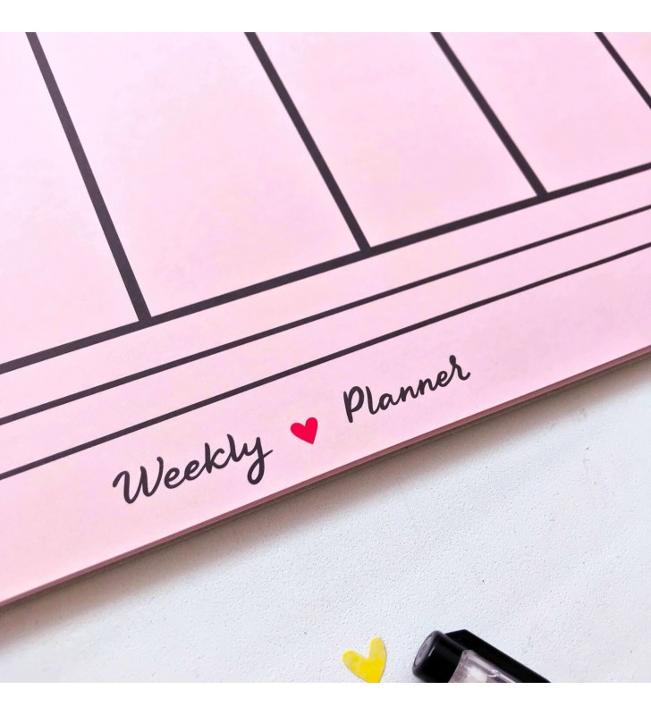 """Настольный планер """"Weekly Planner"""""""