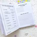 "Тревелбук ""Travel Book"" pink"