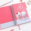 """Недельный планер """"I have a plan"""" розовый"""