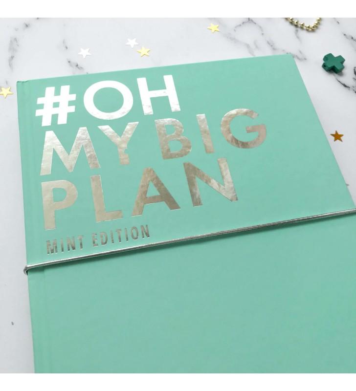 "Планер ""OH MY BIG PLAN"" Mint Edition"