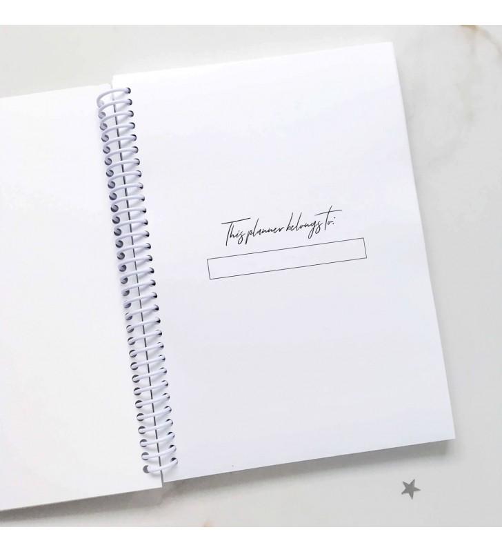 """Недельный планер """"Chapter I"""""""