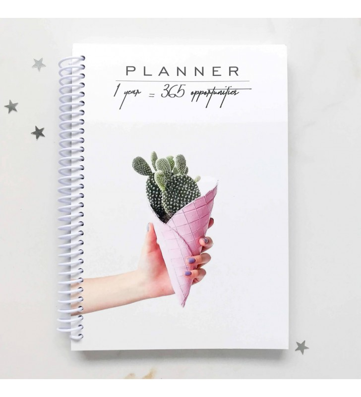 "Недельный планер ""Your planner"" ice cream"