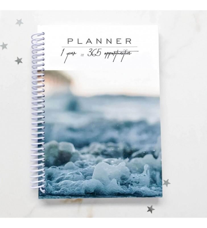 """Недельный планер """"Your planner"""" sea"""