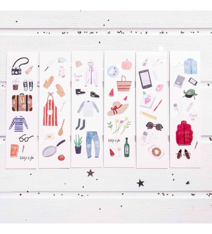 "Набор закладок ""Style"" 2"