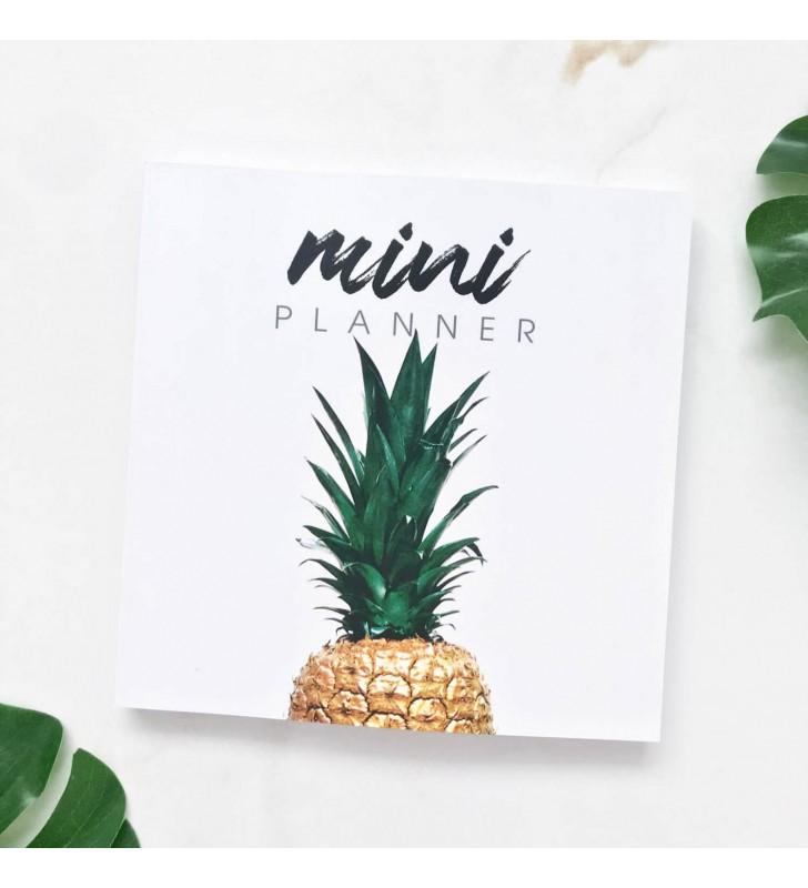 """Ежедневник """"Pineapple"""" mini"""
