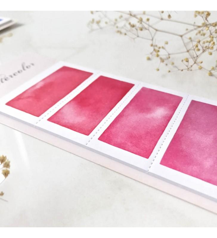 "Стикеры ""Color palette"" Pink"