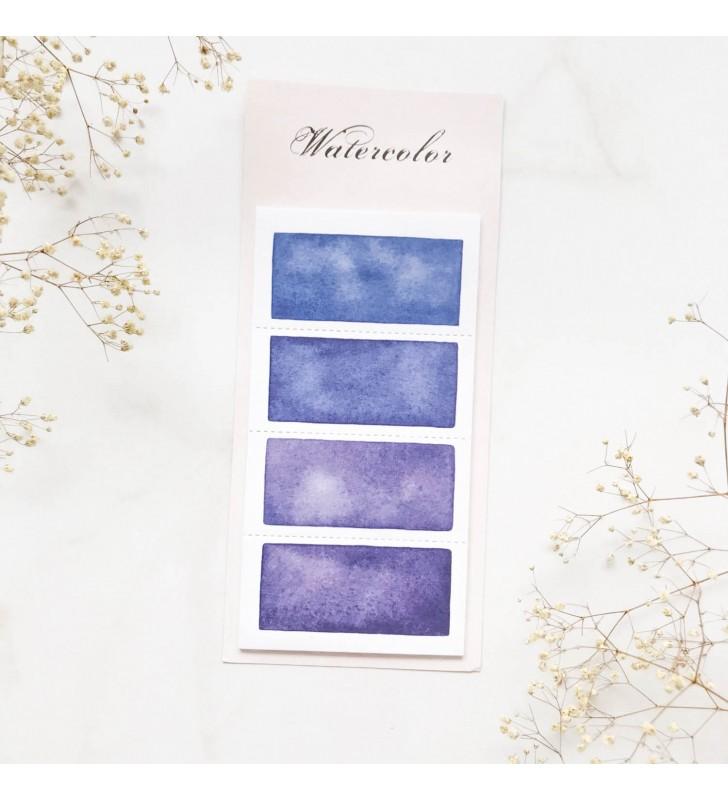 """Стикеры """"Color palette"""" Blue 2"""