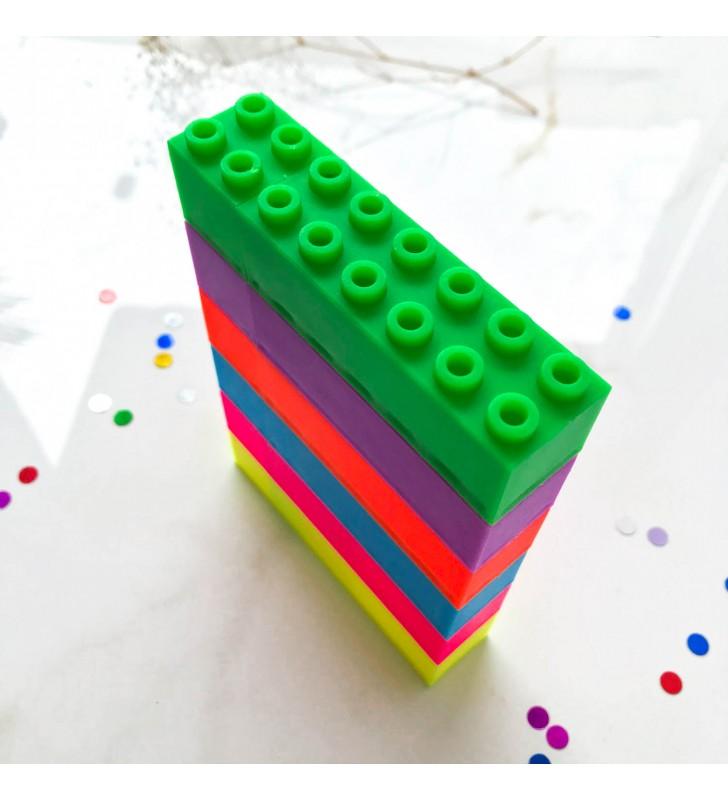 """Разноцветные маркеры """"Лего"""""""