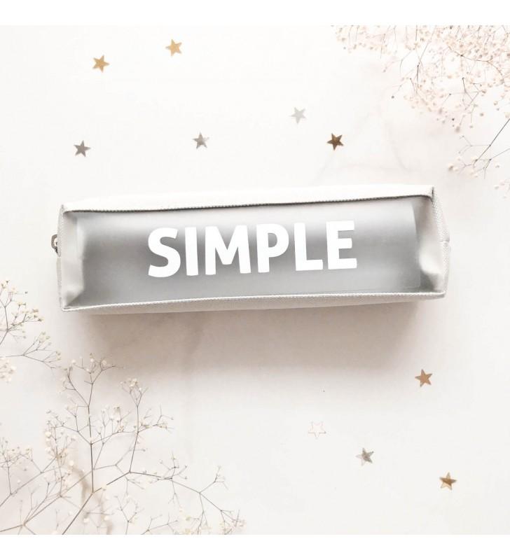 """Пенал """"Lifestyle"""" simple"""