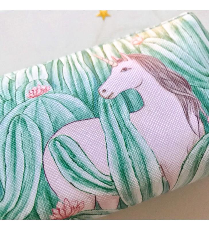 "Пенал ""Greenworld"" unicorn"