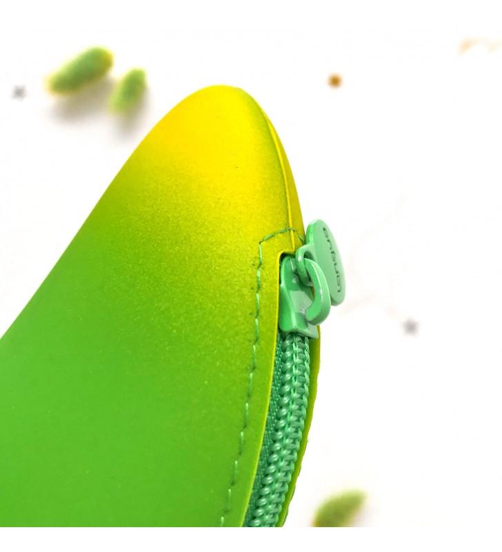 """Пенал """"Манго"""" зеленый"""