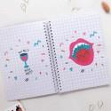 """Недельный планер """"Color pattern"""""""