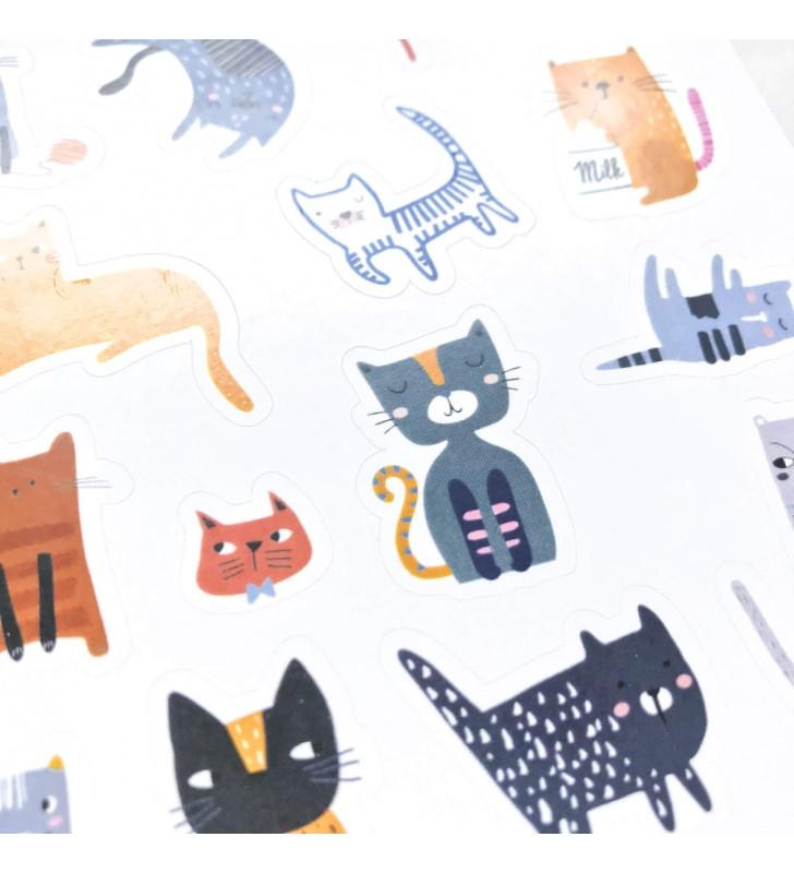 """Наклейки """"Mew cats"""""""