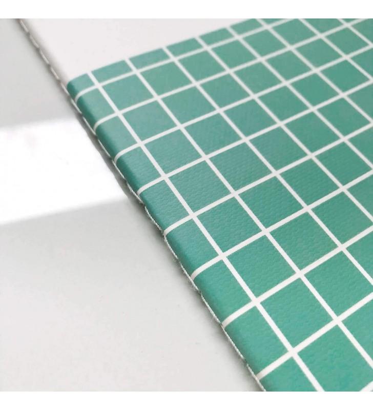 """Блокнот в линию """"Simple geometry"""" mint"""