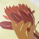 "Блокнот в точку ""Moment"" protea"
