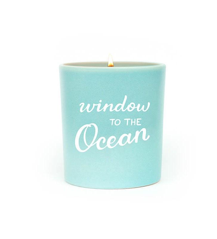 """Cвечка """"Window to the ocean"""""""