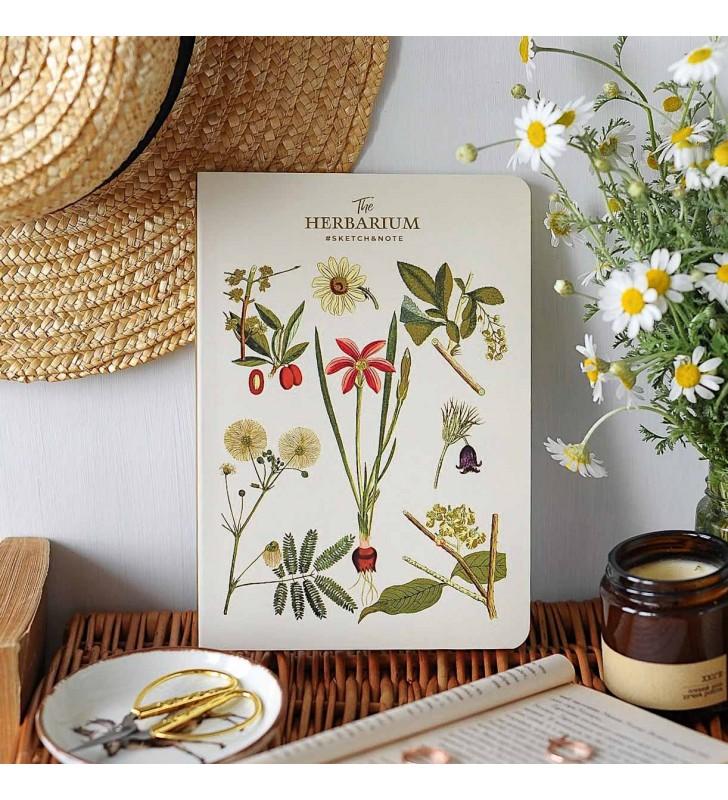 "Скетчбук ""Herbarium"" Mimosa"
