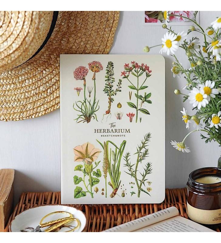 """Скетчбук """"Herbarium"""" Ipomea"""
