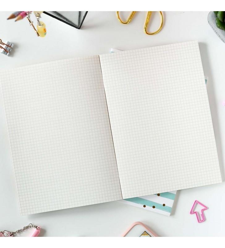 """Блокнот в клеточку """"Notes"""" white"""