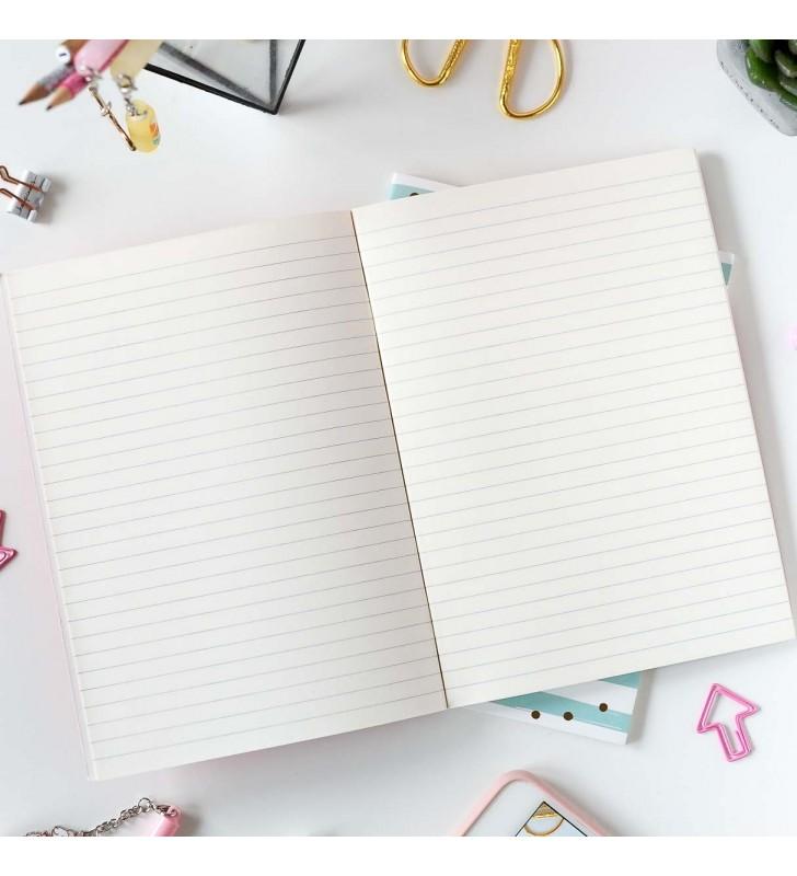 "Блокнот в линию ""Notes"" stars"
