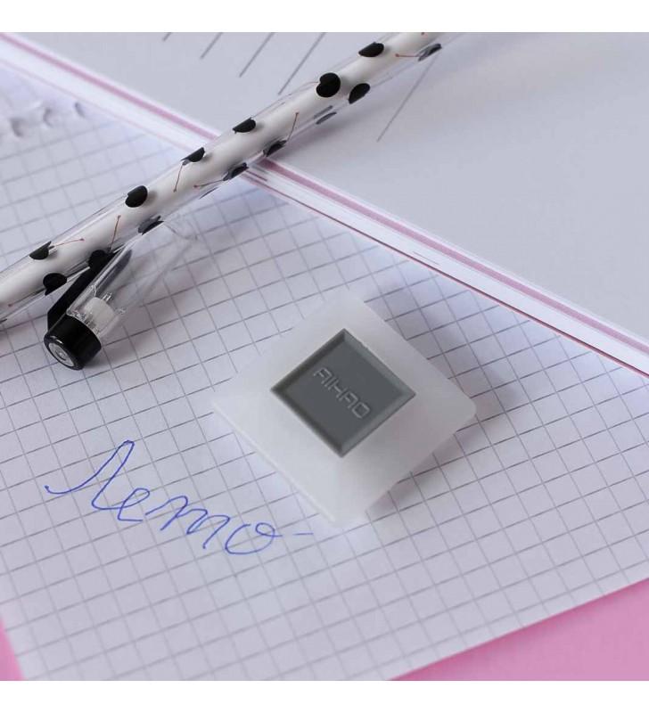 "Ластик для ручки пиши-стирай ""Square"""