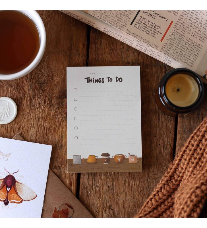 "Блокнот для заметок ""Coffee Time"""