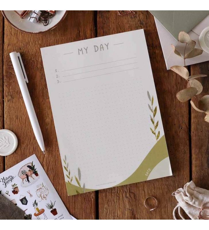 "Блокнот для заметок ""My day"""