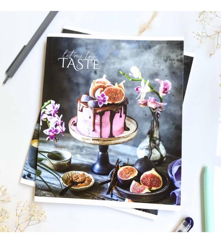 "Тетрадь =60 ""Taste"" figs"