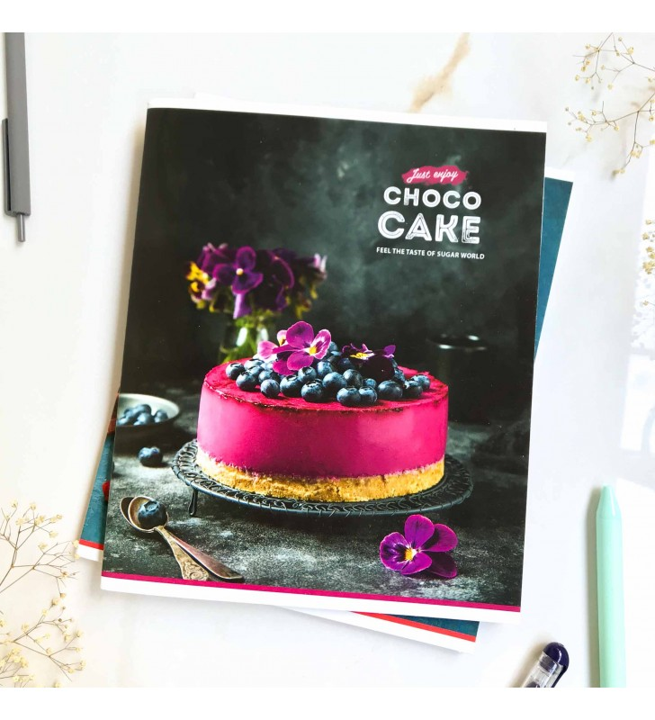 "Тетрадь =96 ""Choco Cake"" cakes"