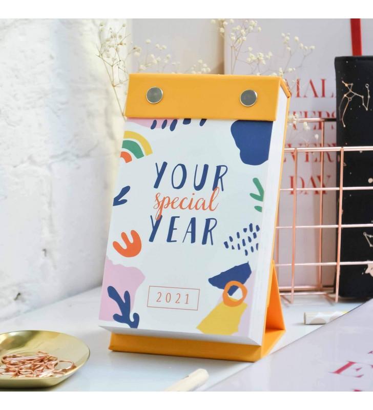 "Календарь ""Твій особливий рік"" 2021 eng"