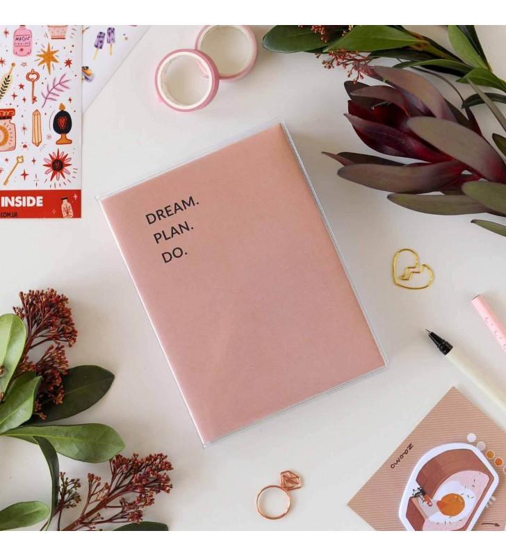 """Недельный планер """"Dream. Plan, Do"""" mini"""