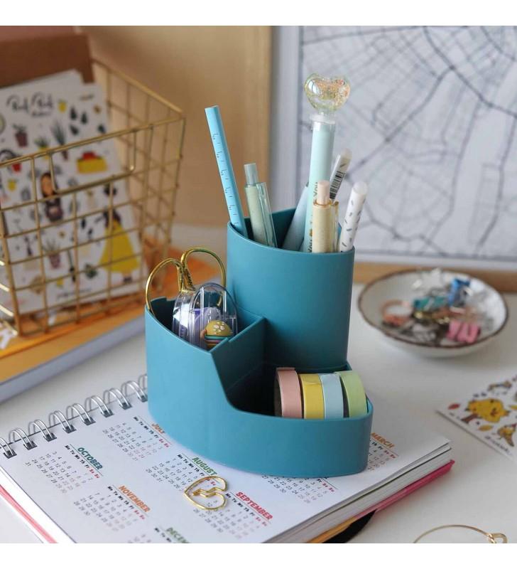 """Подставка для ручек """"Pastel"""" blue"""