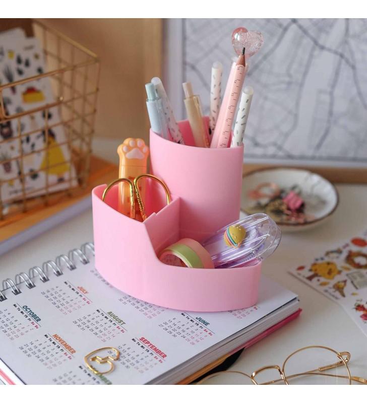"""Подставка для ручек """"Pastel"""" pink"""