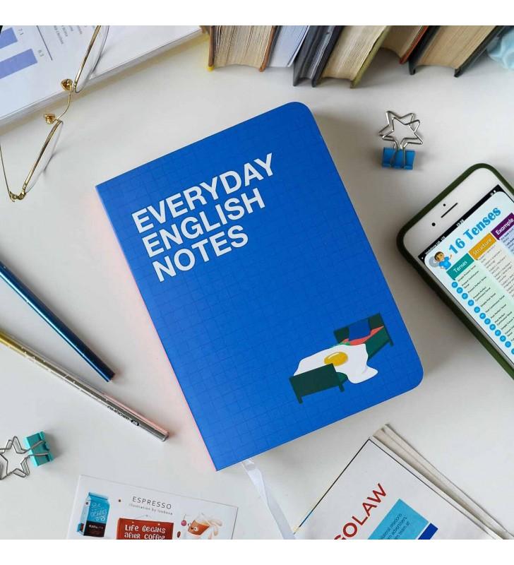 """Блокнот в точку """"Everyday english notes"""""""
