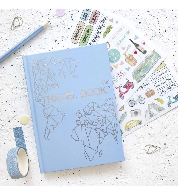 "Тревелбук ""Travel Book"" blue"
