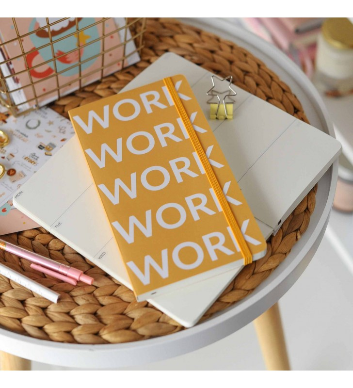 "Недельный планер ""WORK WORK WORK"" compact"