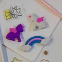 """Набор ластиков """"Unicorn"""""""