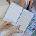 """Недельный планер """"Great plans"""" turquoise"""