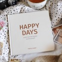 "Фотоальбом ""Happy Days"" black edition"