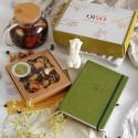 """Набор для планирования """"QISO"""" green"""