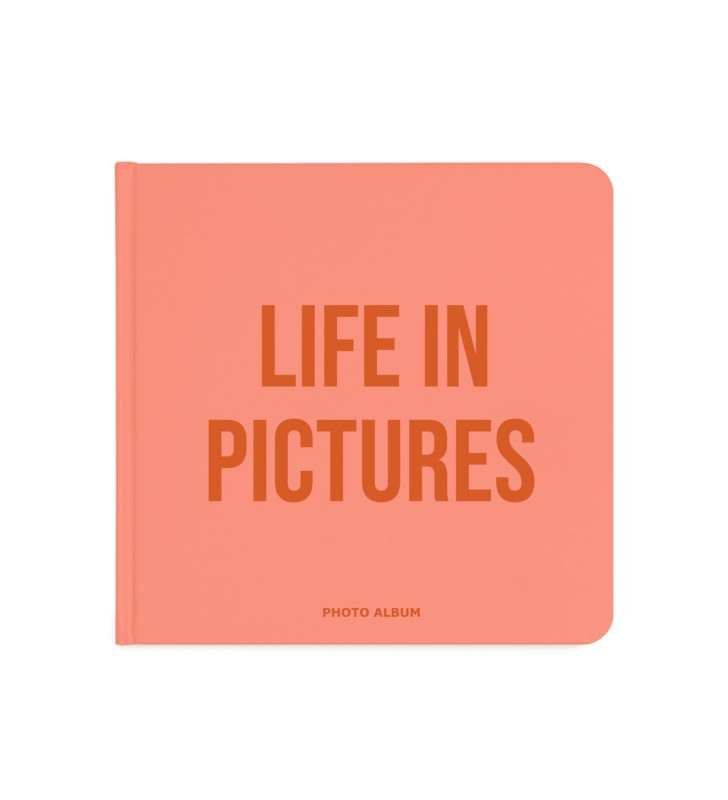 """Фотоальбом """"Life in picture"""" black edition"""