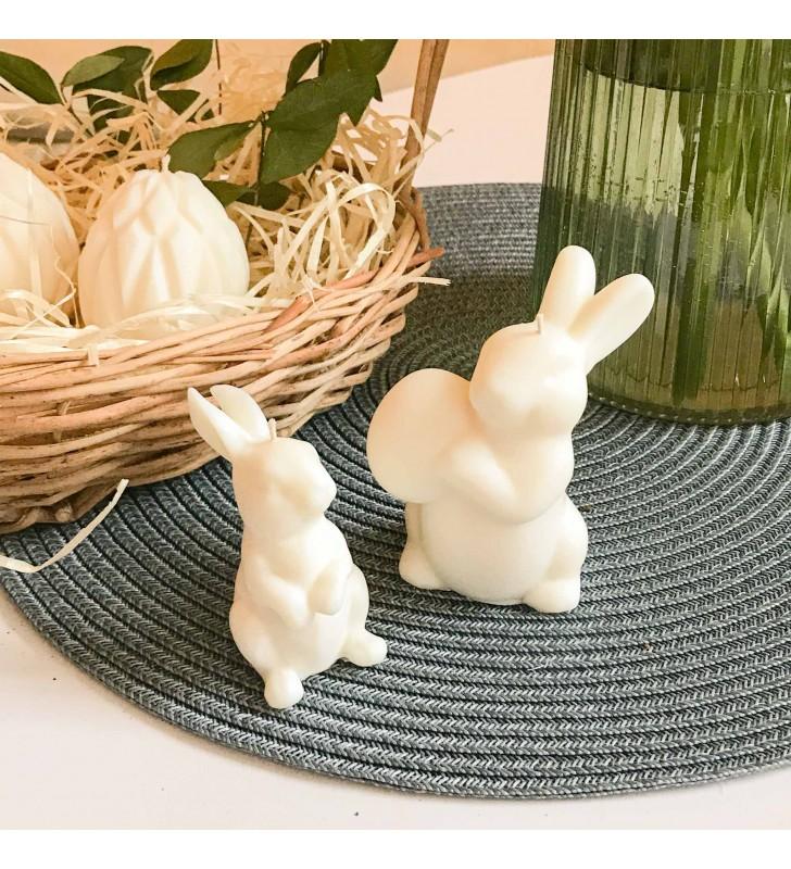 """Свеча QISO """"Easter bunny"""" small"""