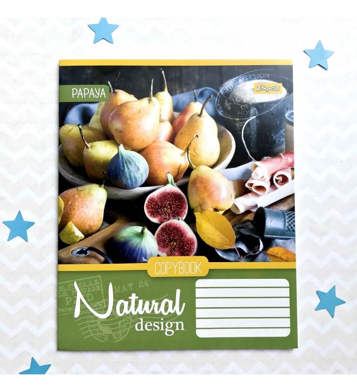 """Тетрадь #36 """"Natural"""" pear"""