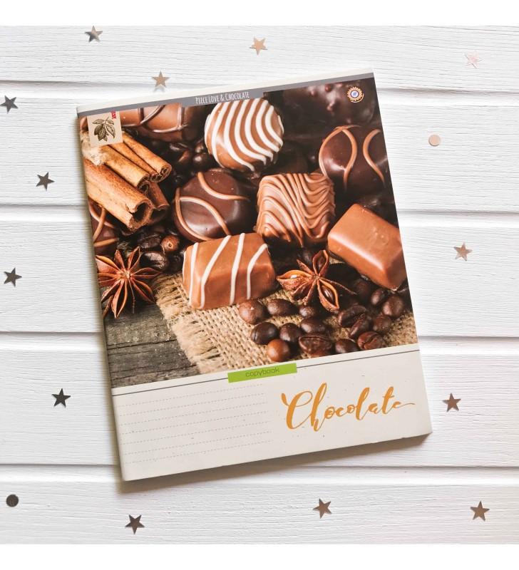 "Тетрадь #96 ""Chocolate"""